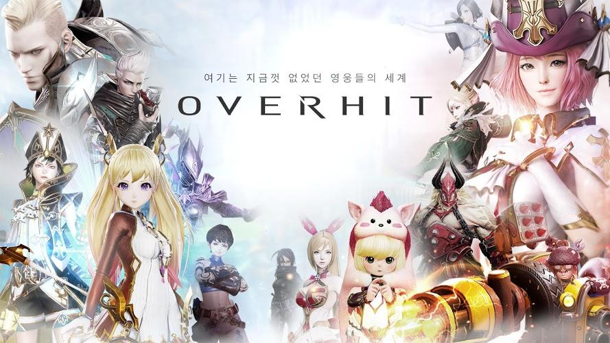 즐겨보세요 OverHit on PC 9