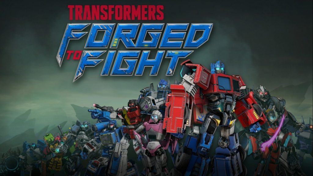 Transformer-Forged-to-Fight