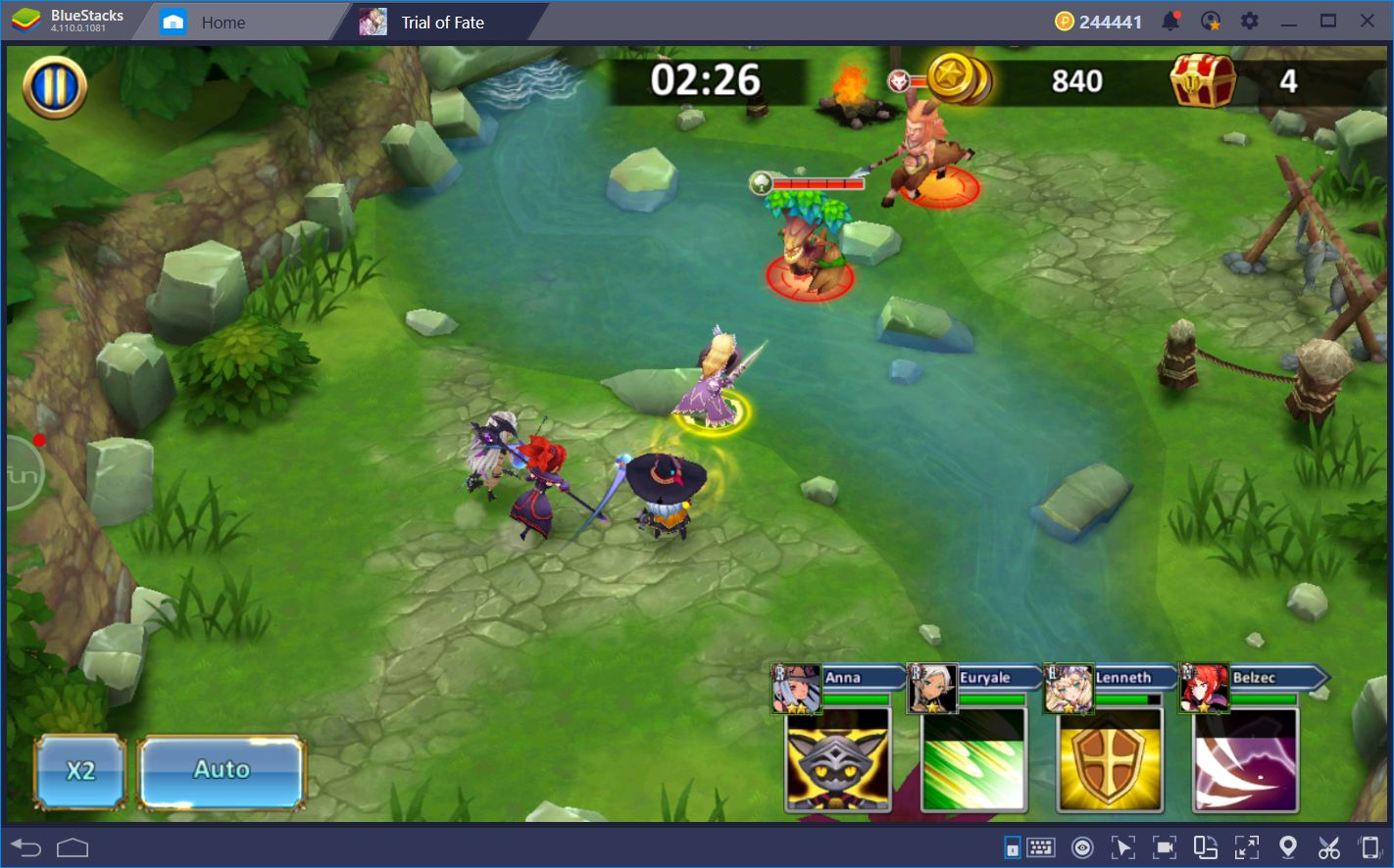 Boost Your Performance and Accelerate Your Progress in Trial of Fate With BlueStacks
