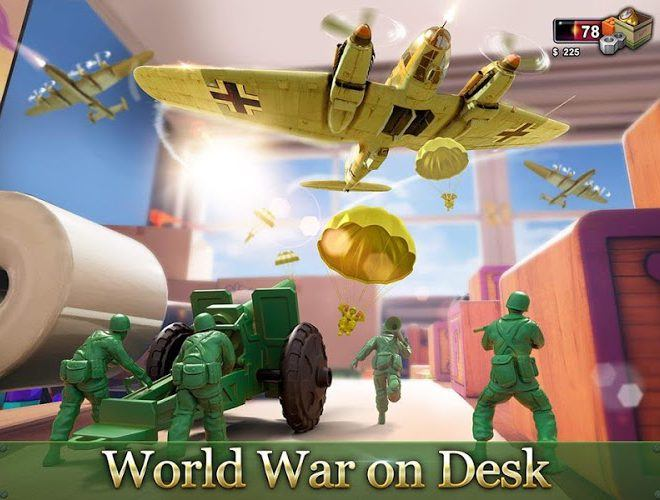 Play Army Men Strike on PC 5