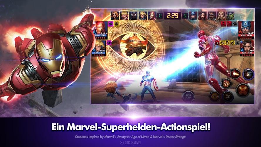 Spiele MARVEL Future Fight auf PC 4