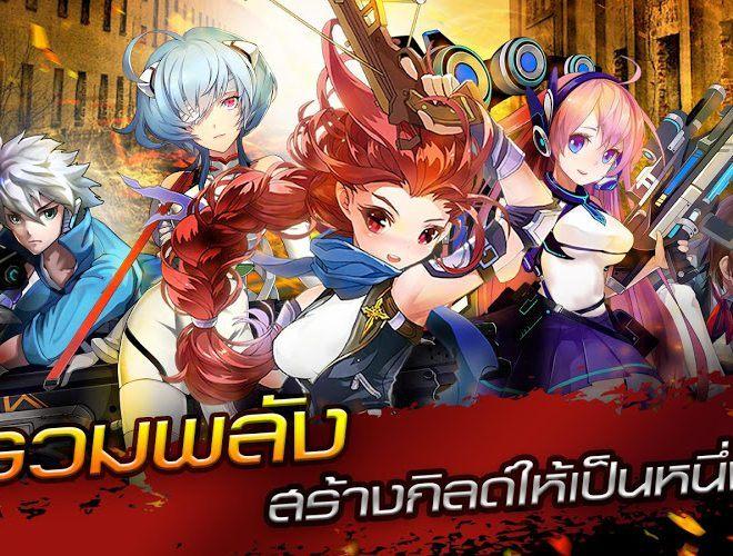 เล่น Girls Reload on PC 7
