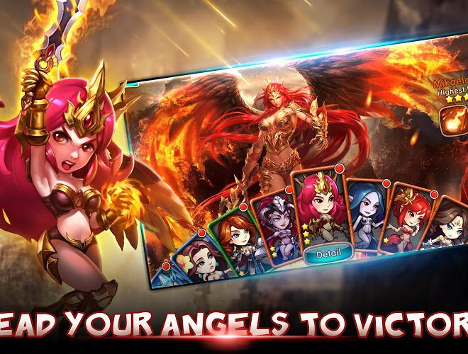Play League of Angels on PC 5