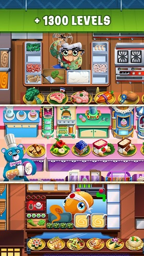 Play Cooking Dash 2016 on PC 5
