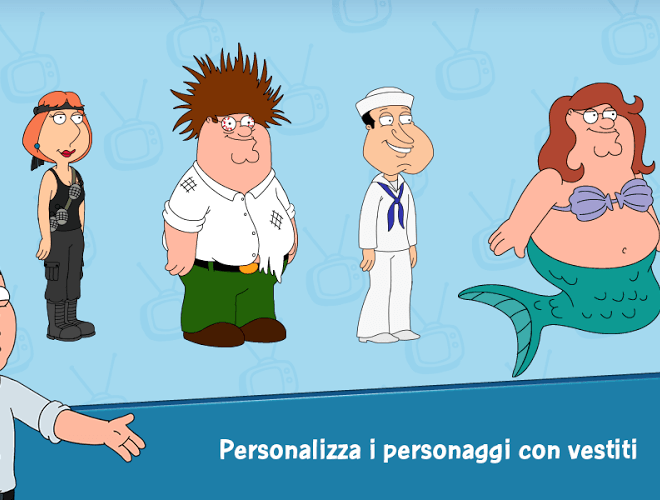 Gioca Family Guy: The Quest for Stuff sul tuo PC 13