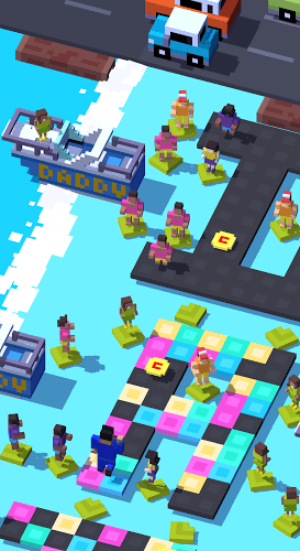 เล่น Crossy Road on PC 4
