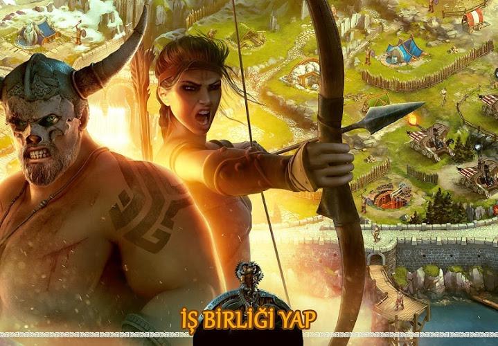 Vikings War of Clans   İndirin ve PC'de Oynayın 5