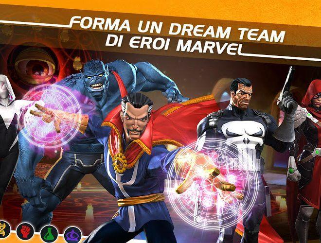 Gioca Marvel Contest of Champions sul tuo PC 16