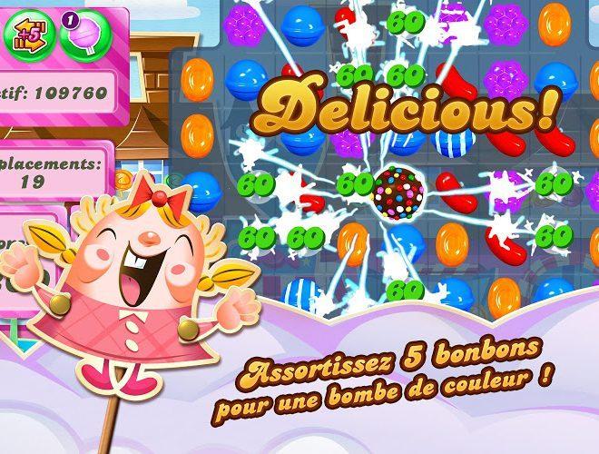 Jouez à  Candy Crush sur PC 9