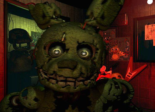 Play Five Nights at Freddy's 3 on PC 5