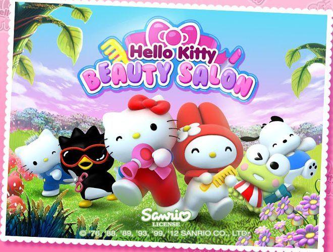 เล่น Hello Kitty Beauty Salon on PC 7
