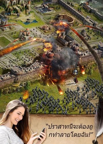 เล่น Clash of Queens on PC 18
