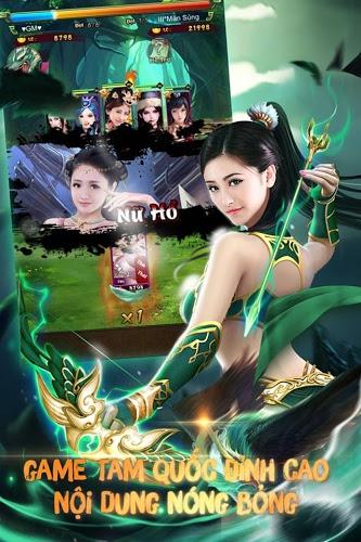 Chơi Tam Quốc 18+ on PC 6