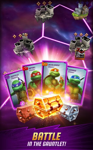 Play Ninja Turtles: Legends on PC 5