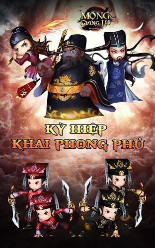 Chơi Mộng Giang Hồ on PC 16