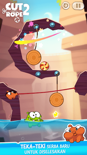 Main Cut The Rope 2 on pc 12