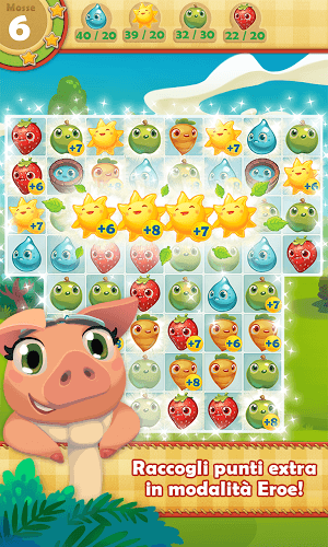 Gioca Farm Heroes for pc 3