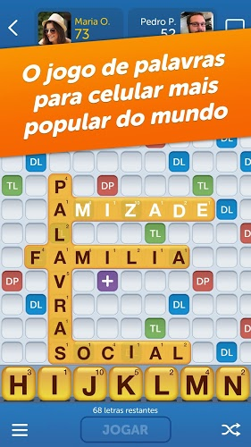 Jogue New Words with Friends para PC 2