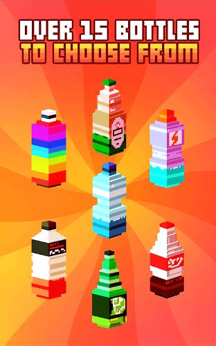 Играй Flippy Bottle Extreme! На ПК 5