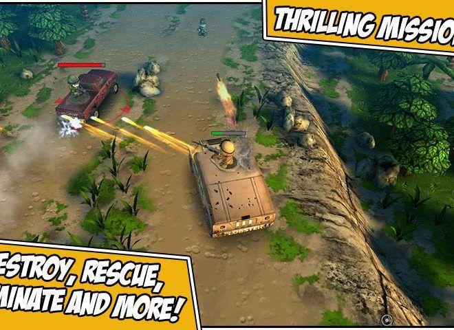 Играй Tiny Troopers 2 На ПК 4