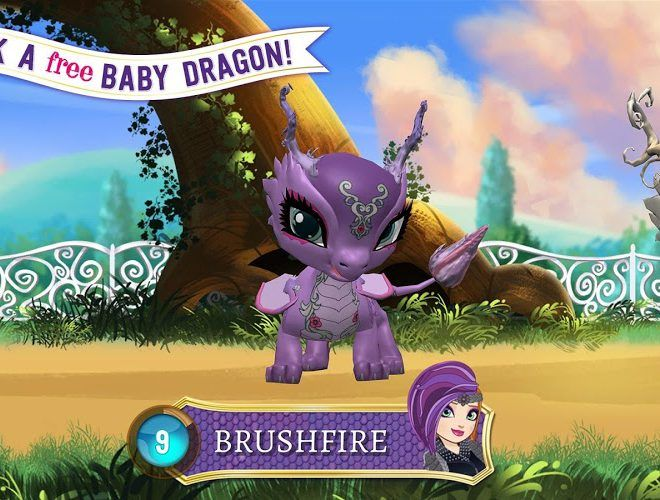 Play Ever After High™: Baby Dragons on PC 7