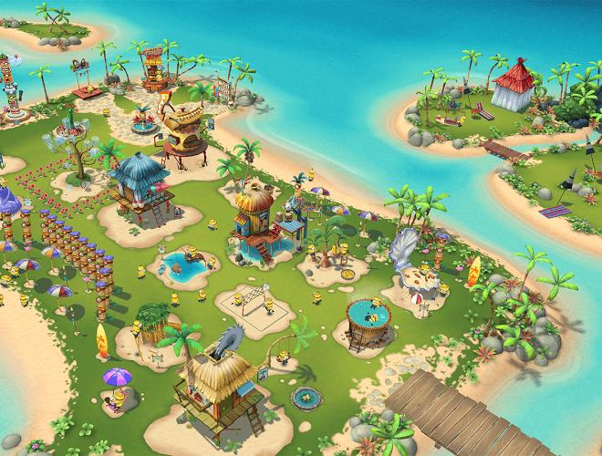 Играй Minions Paradise on pc 6