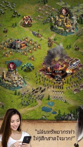 เล่น Clash of Queens on PC 7