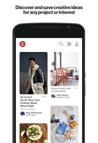 إلعب Pinterest on PC 2