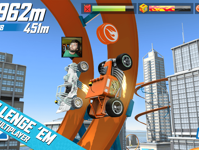 Play Hot Wheels: Race Off on PC 5