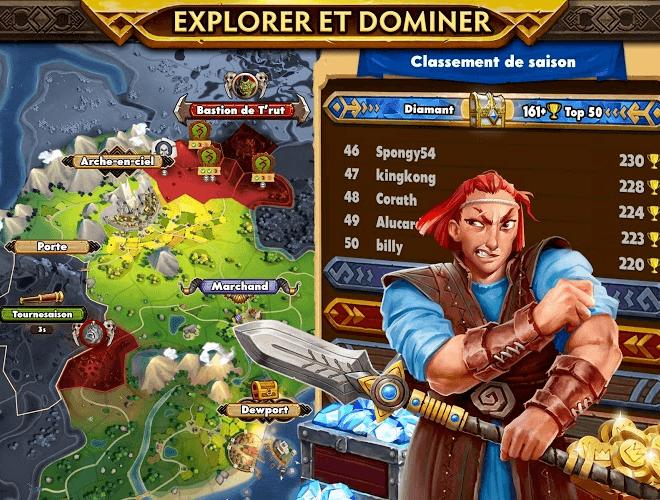 Jouez à  Warlords of Aternum sur PC 14