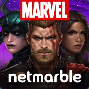 Jouez à  MARVEL Future Fight sur PC 1