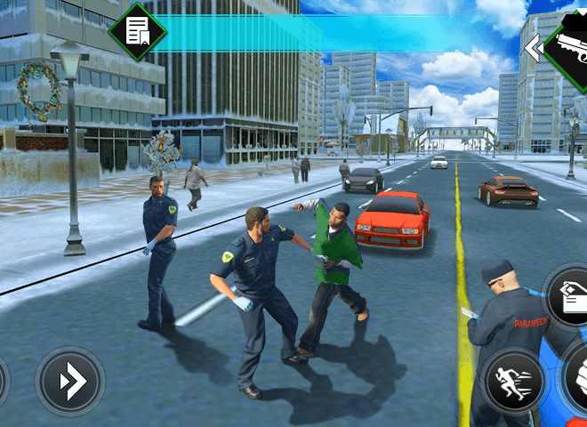 즐겨보세요 라스베가스 범죄 도시 on PC 5