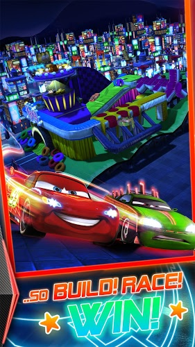 Play Cars: Fast as Lightning on PC 13