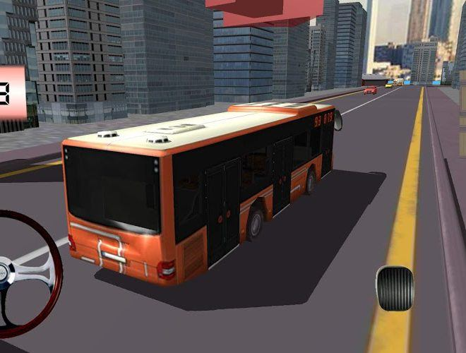 Chơi Bus Simulator PRO 2017 on PC 3