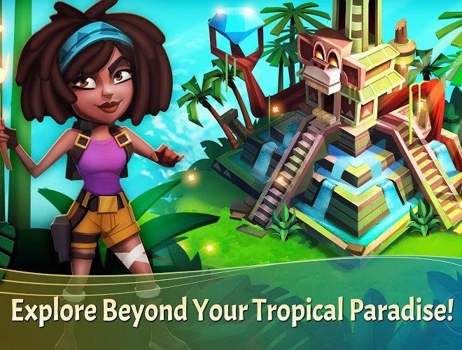 Play Farmvile: Tropic Escape on PC 10