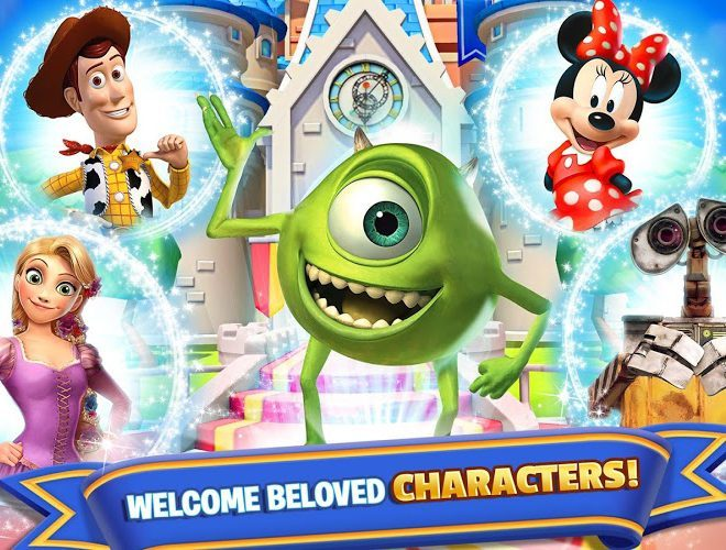 Play Disney Magic Kingdoms on PC 15