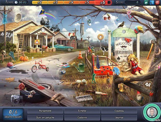Jouez à  Criminal Case sur PC 7