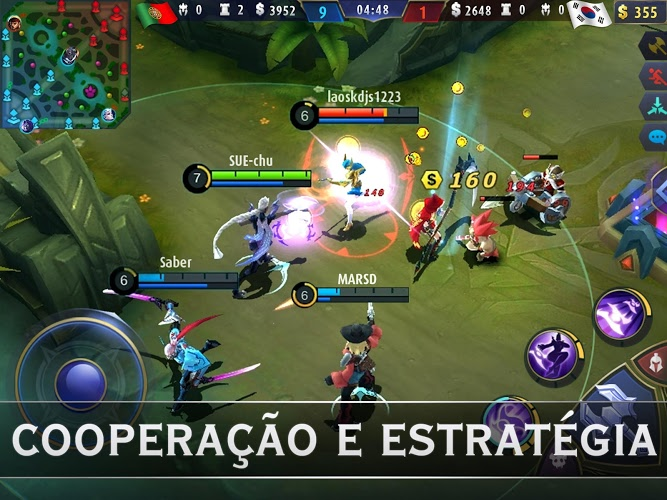 Jogue Mobile Legends: Bang bang para PC 17