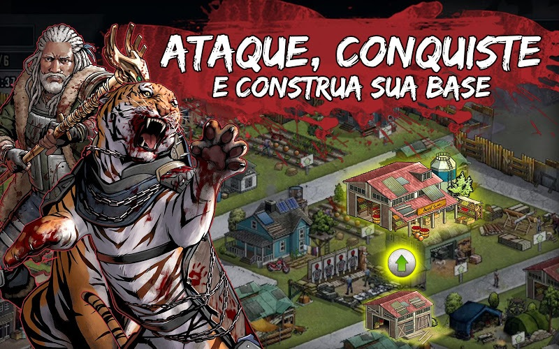 Jogue The Walking Dead: Jornada de Sobrevivência para PC 19