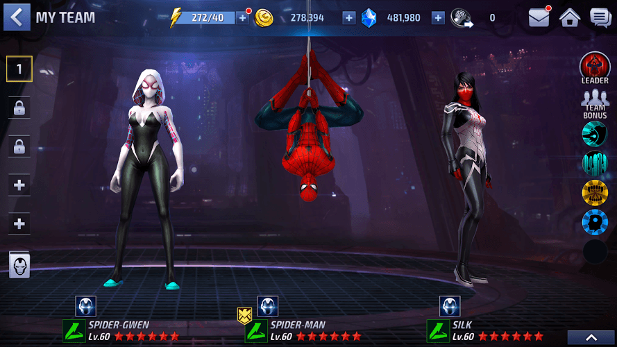 Play MARVEL Future Fight on PC 24