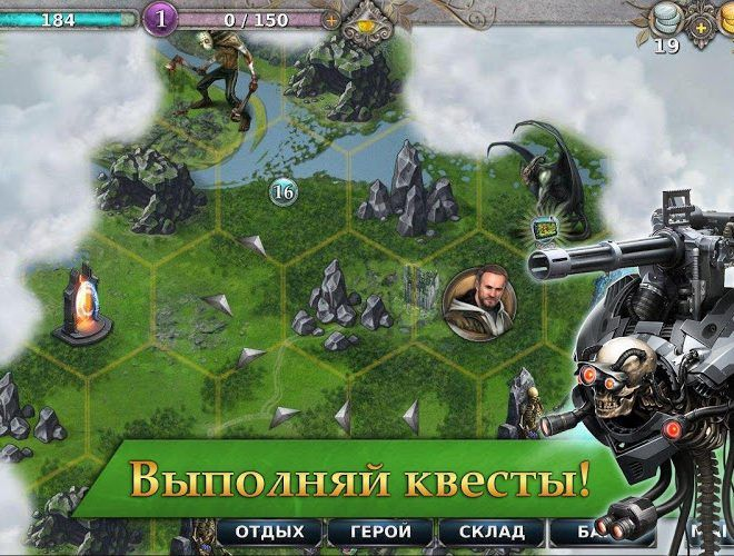 Играй Gunspell: битвы три-в-ряд На ПК 12