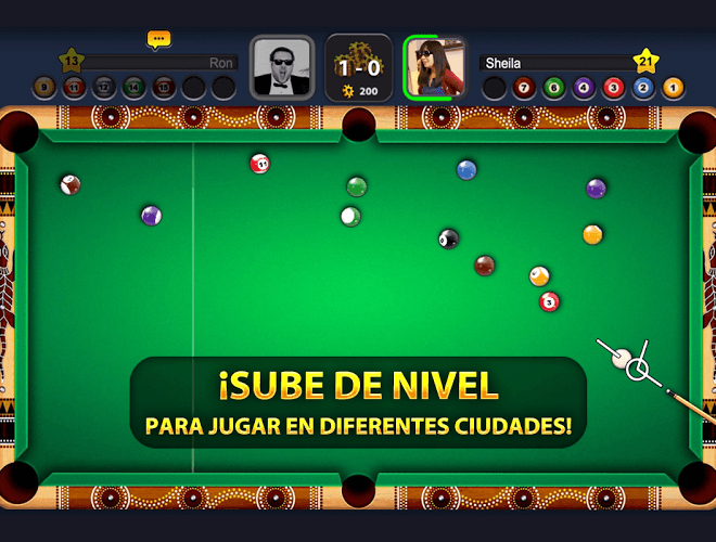 Juega 8 Ball Pool on PC 5