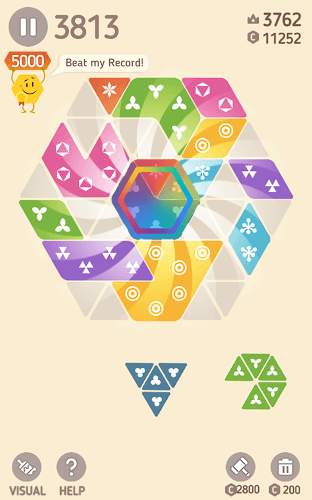 Play Make Hexa Puzzle on pc 7
