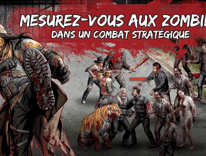 Jouez à  The Walking Dead: Road to Survival sur PC 21