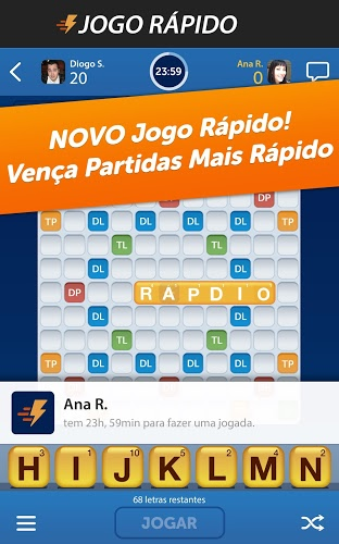 Jogue New Words with Friends para PC 15