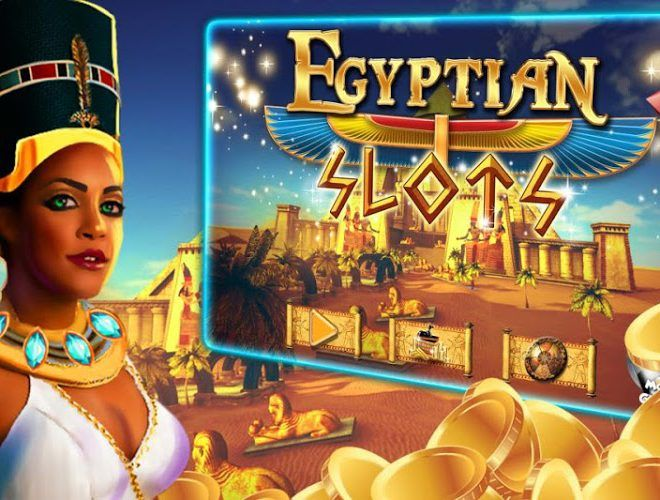 Play Egyptian Slots on pc 2