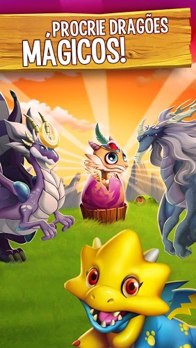Jogue Dragon City para PC 3