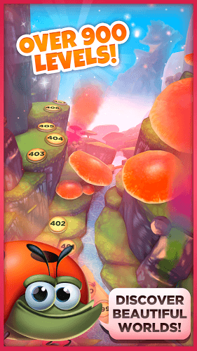 เล่น Best Fiends – Puzzle Adventure on PC 5