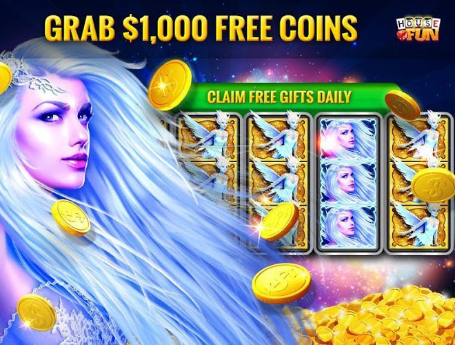 Play House of Fun Slot Machines on PC 4