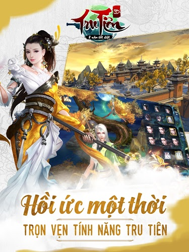 Chơi Tru Tiên 3D on PC 11